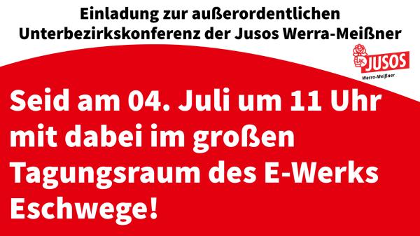 Einladung Juso-UBK